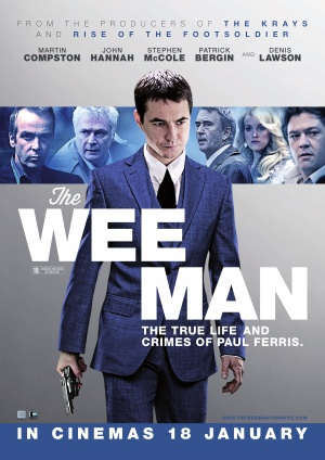 The Wee Man (2013) HDRip X264 450MB