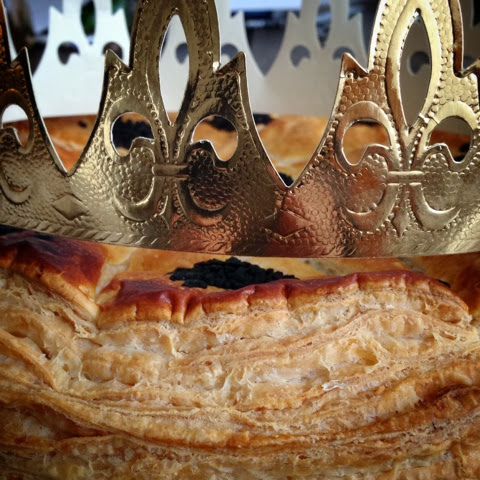Galette des Rois ©L'anglaise