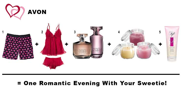 Valentine Day Gifts Avon Valentines Day 2012