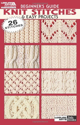 Knit Stitches & Easy Projects