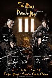 The Four 3  FINAL BATTLE -  Tứ đại danh bổ 3 - Trận huyết chiến cuối cùng