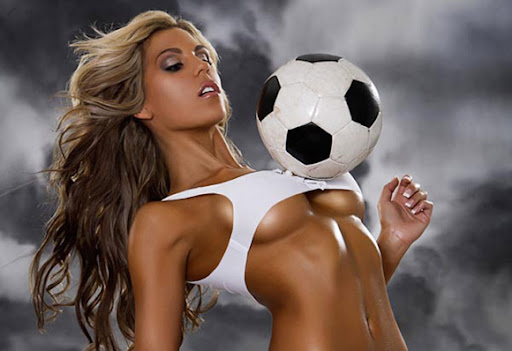 Hot Soccer Babes - Sexy and Gorgeous Women of Soccer