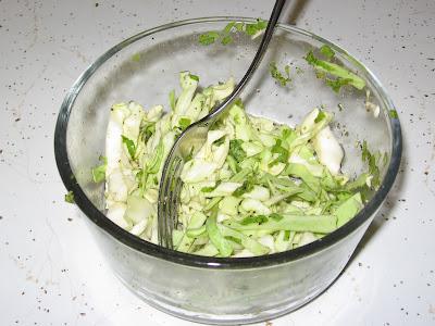 The errant cook fish tacos with green chile yogurt sauce for Fish taco sauce yogurt