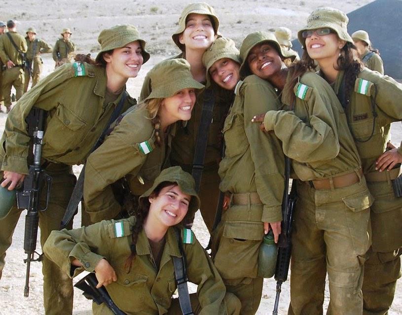 Солдаты Израиля -- есть ли дедовщина?