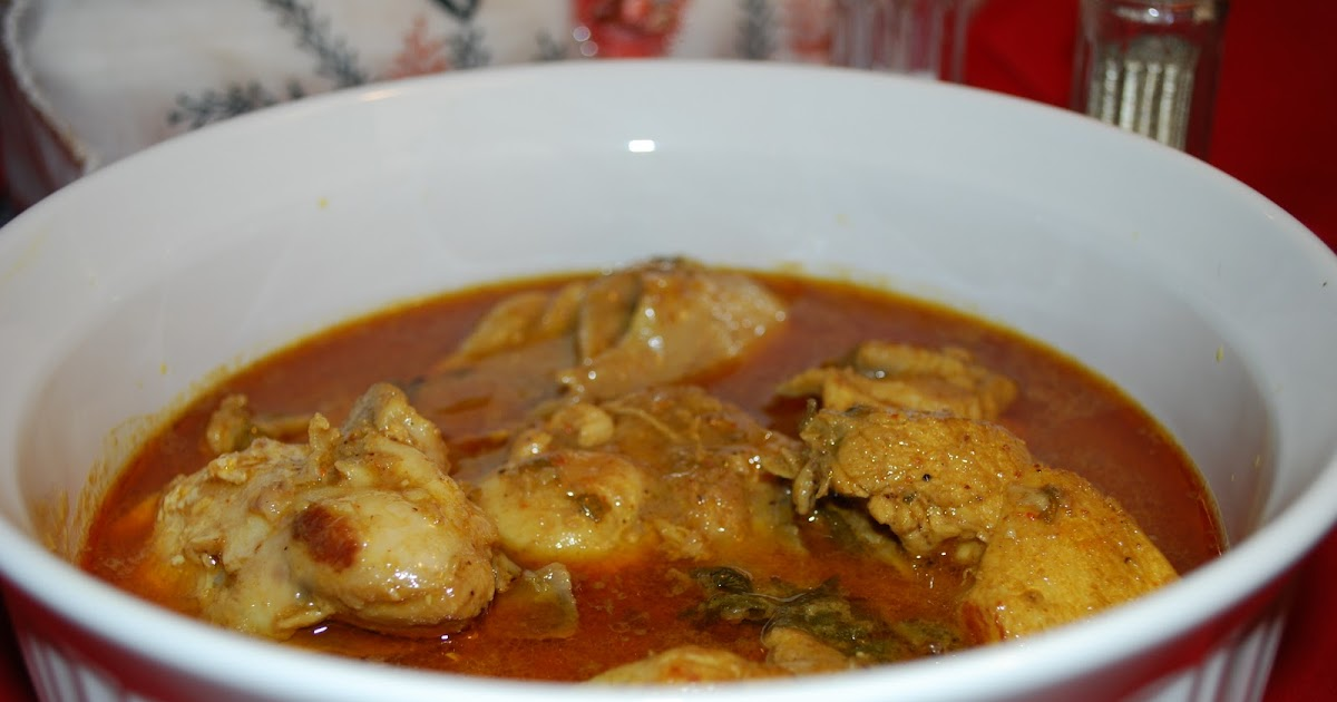 how to make chicken korma curry