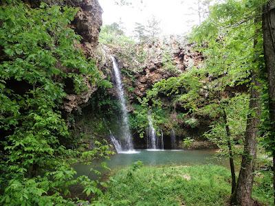 Dripping Springs Falls