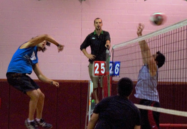Ottawa Volley Sixes Mixed Summer League