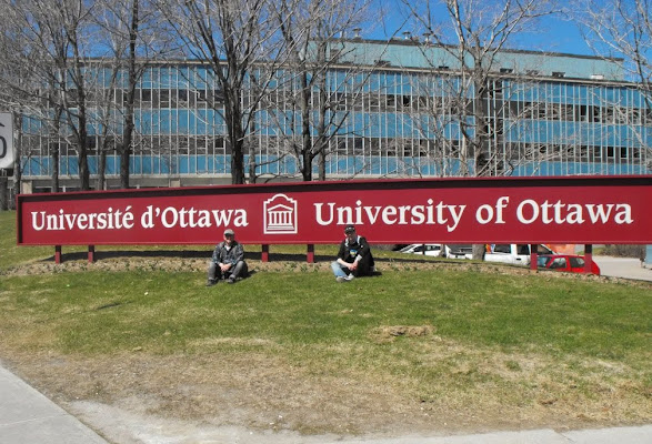 University of Ottawa, 75 Laurier Ave E, Ottawa, ON K1N 6N5, Canada