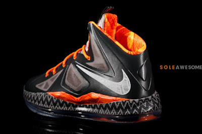 nike lebron 10 gs black history month 1 11 Introducing the Nike LeBron X Black History Month in Kids Sizes