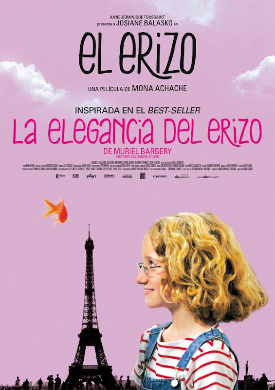 El erizo (Mona Achache, 2.009)