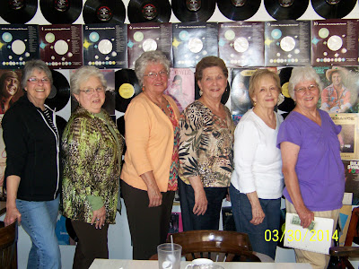 Ladies from class of 1959