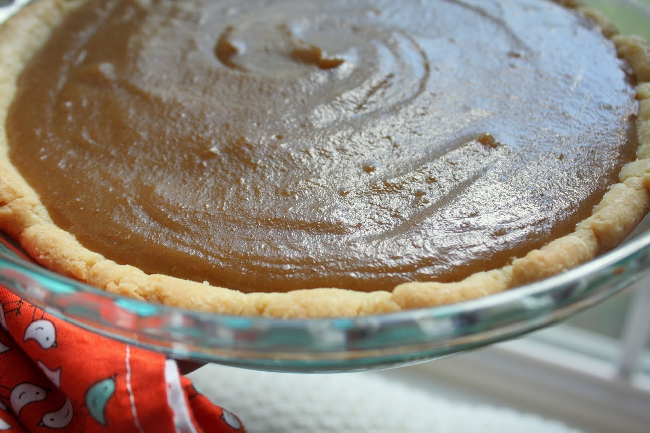 Caramel Pie with Moxie Crust || The best pie you'll ever bake for Thanksgiving. Better make two!