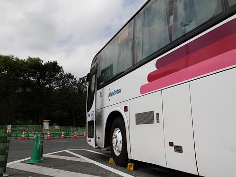 西日本鉄道「フェニックス号」 6017 サイド