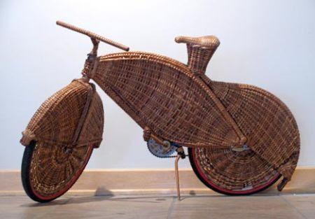 Natural Fiber Bicycle 4