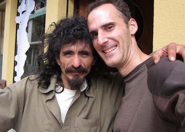 Marcello from Baños, Ecuador