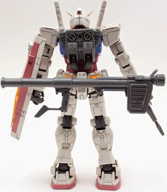 Mô hình RX-78-2 Gundam Ver. One Year War 0079 MG tỷ lệ 1/100 cao 18 cm