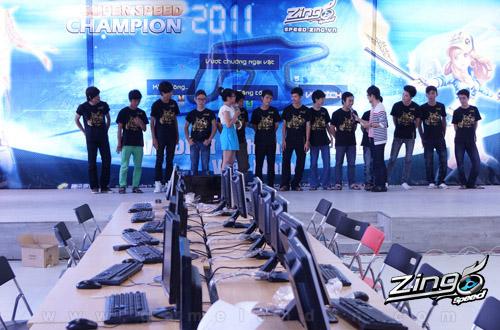 Zing Speed: Toàn cảnh vòng chung kết SSC 2011 5