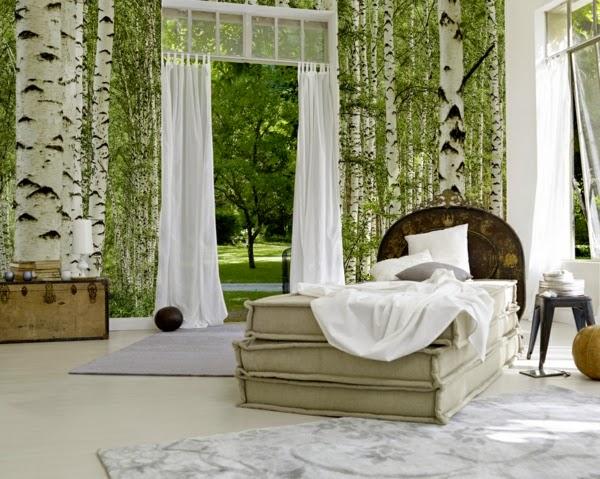 karibik f r zu hause 40 unglaublich sch ne fototapeten. Black Bedroom Furniture Sets. Home Design Ideas