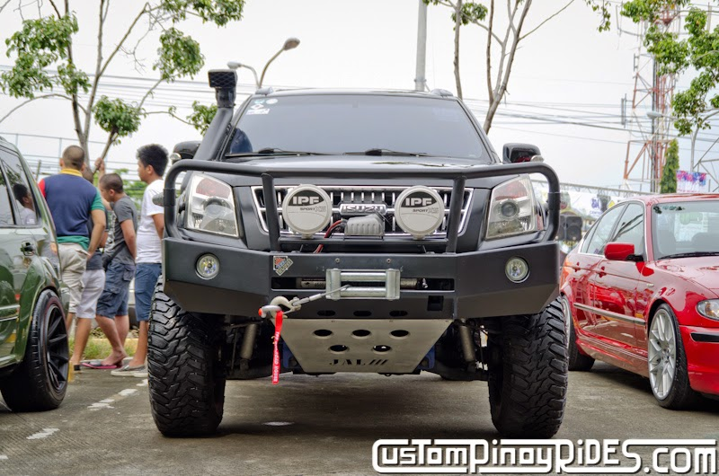 All-terrain Alterra Isuzu Custom Pinoy Rides Car Photography 4x4 Offroad Manila Philippines pic3