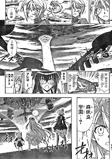 Negima! Manga Vol 35 Ch 321