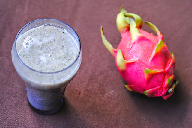 Easy drink recipes of dragon fruits by ServicefromHeart