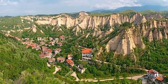 Férias na Bulgária