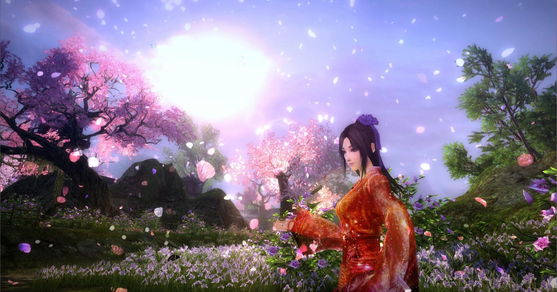 Ảnh đẹp Cửu Âm Chân Kinh: Thục Nữ Kiếm - Ảnh 10