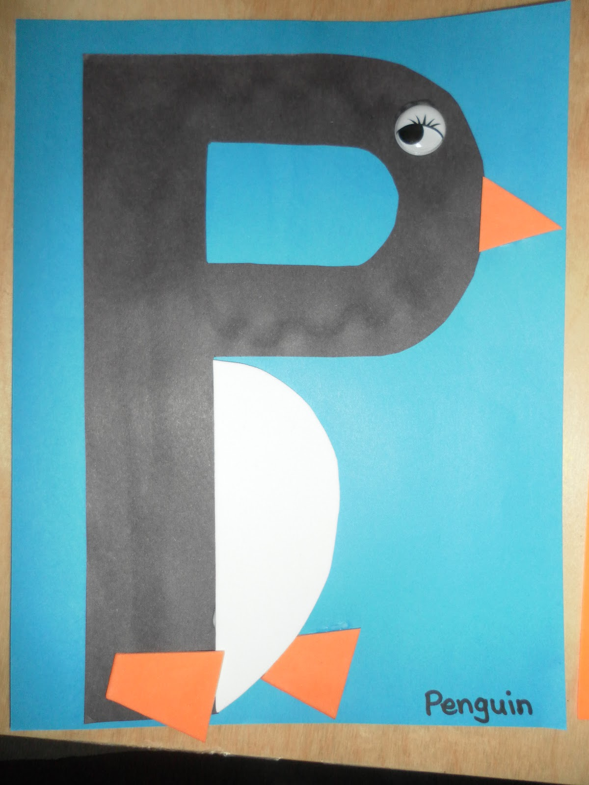 Letter p activities on pinterest dramatic play felt for Penguin project