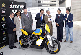 Bultaco Motor presenta su moto eléctrica Rapitán