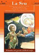 Hoja Parroquial Nº476 - El hombre mas grande nacido de mujer. Iglesia Colegial Basílica de Santa María de Xàtiva. 2012