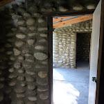 Geehi Hut's back door (293572)