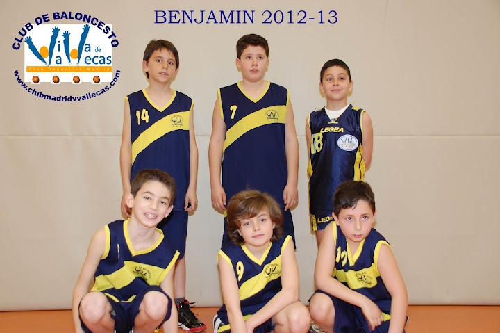 Benjamin Municipal