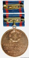 194 Seeverkehrswirt. Bronze medaIles