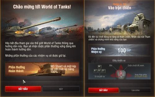 World of Tanks Việt Nam chuẩn bị cập nhật phiên bản 7.2 2