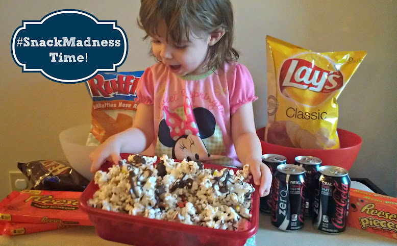 College Basketball Viewing Party Prep With Walgreens' Balance Rewards #SnackMadness