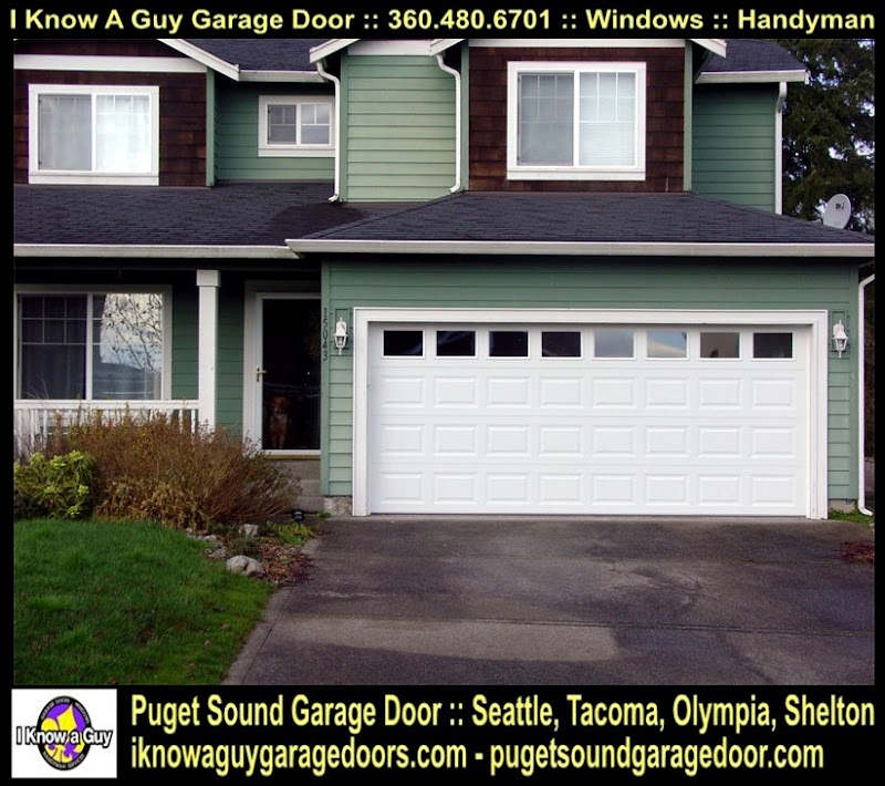 Garage door overlook wa gdor seattle tacoma olympia for Garage door repair tacoma