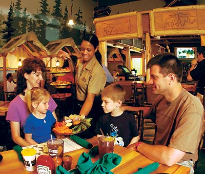 Good Family Restaurants Best