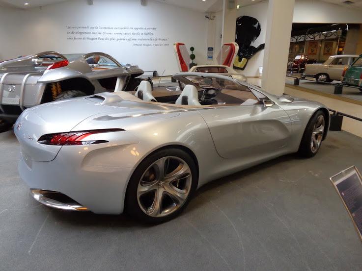 Musée de l'aventure Peugeot à Sochaux DSC01343