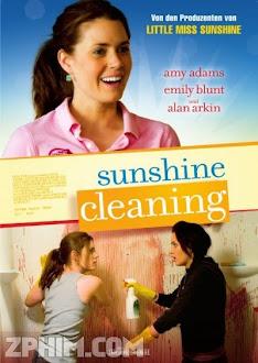 Công Ty Lau Chùi - Sunshine Cleaning (2008) Poster