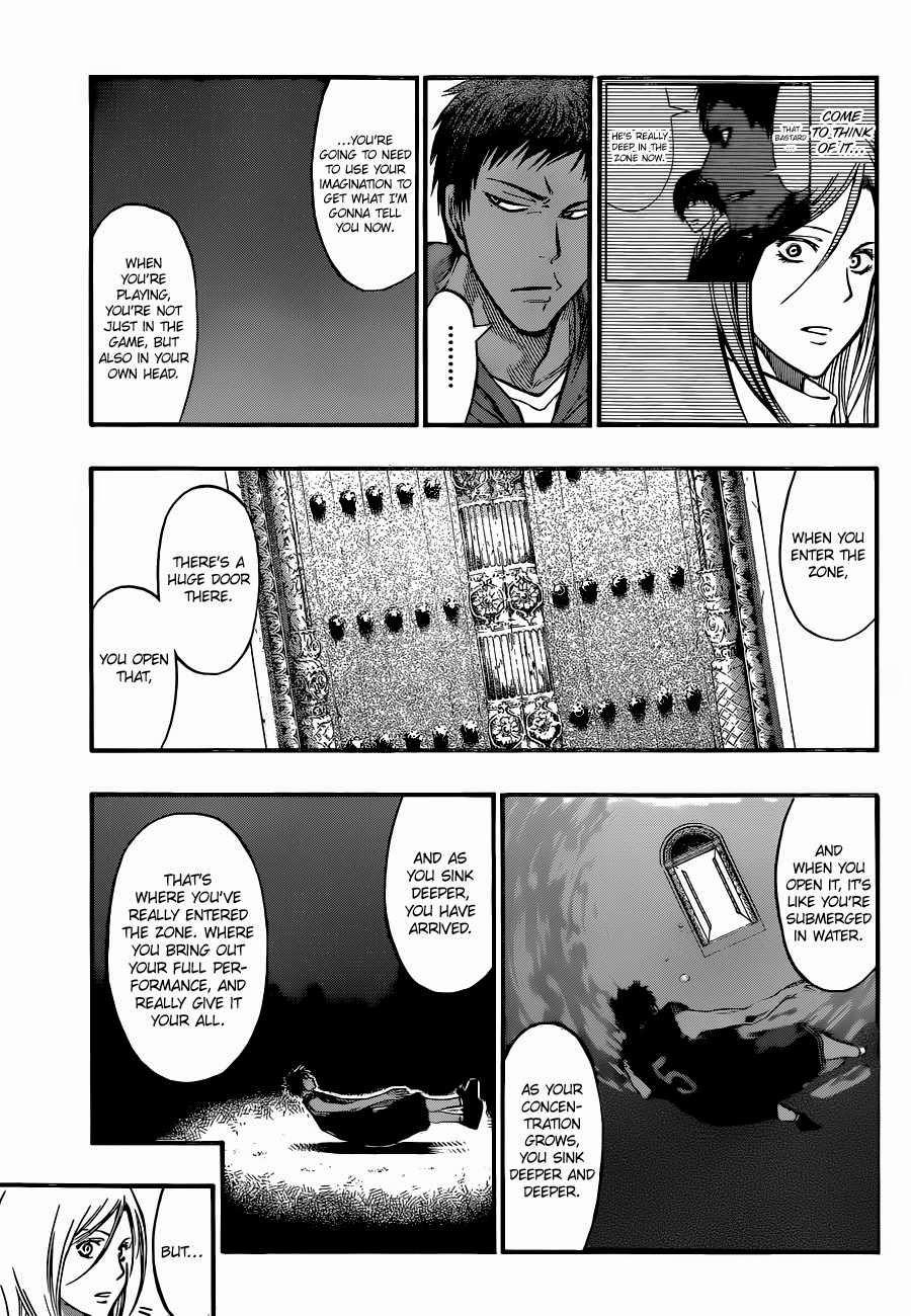 Kuroko no Basket Manga Chapter 261 - Image 17