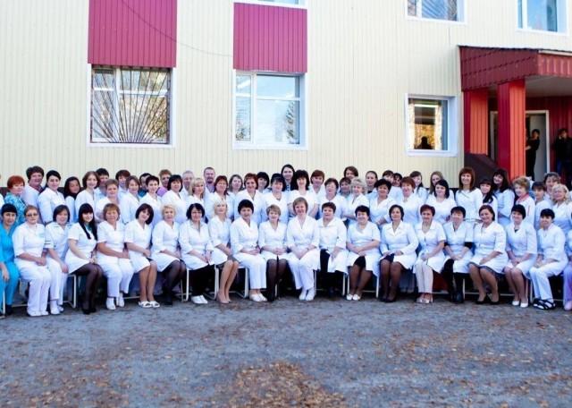 Лянторская городская больница отмечает 40-летний юбилей