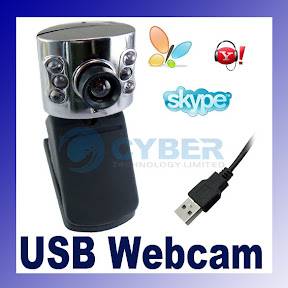Webcam with in built mic