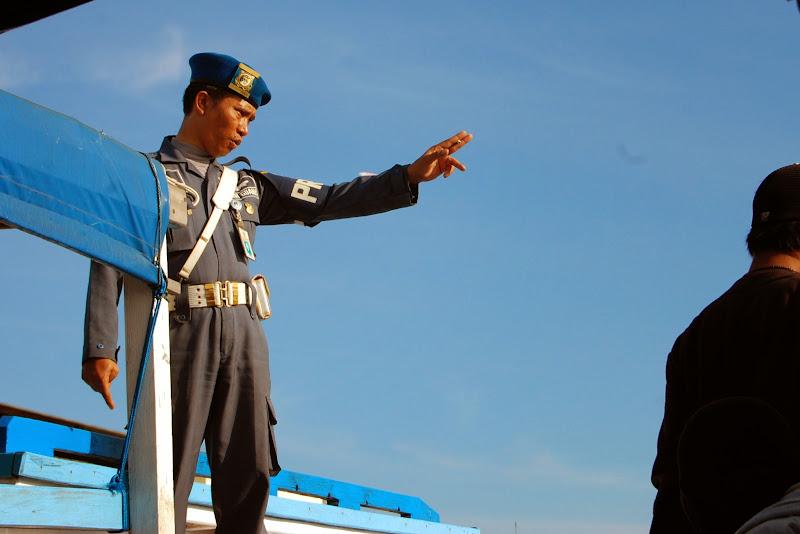 Polisi Laut Muara Angke