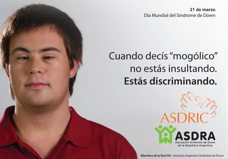 D a mundial del s ndrome de down 21 de marzo for Noticias famosos argentina