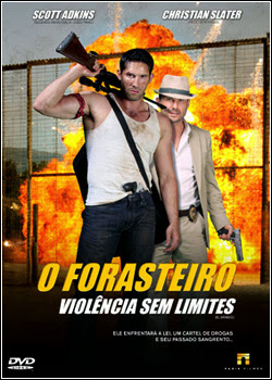 Download O Forasteiro – Violência Sem Limites – BDRip AVI Dual Áudio + RMVB Dublado