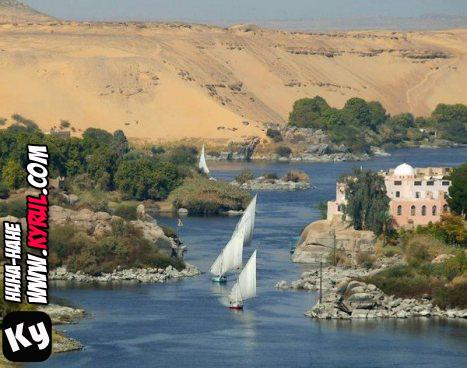 sungai nil [info]10 Sungai Terpanjang di Dunia