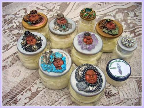 Goddess Magic Creams Inspired By Practical Magic