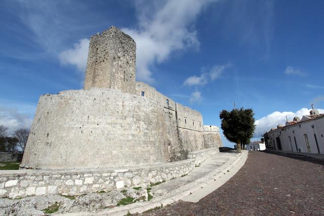 Monte Sant'Angelo-Castello