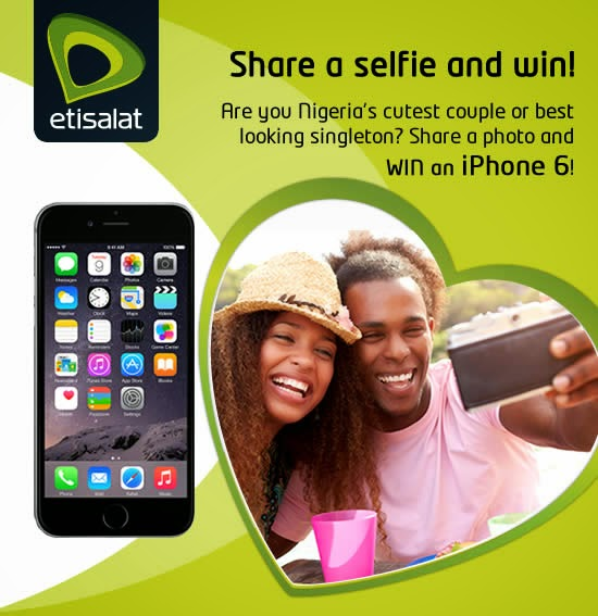 Stand A Chance To Win An Iphone6 From Etisalat