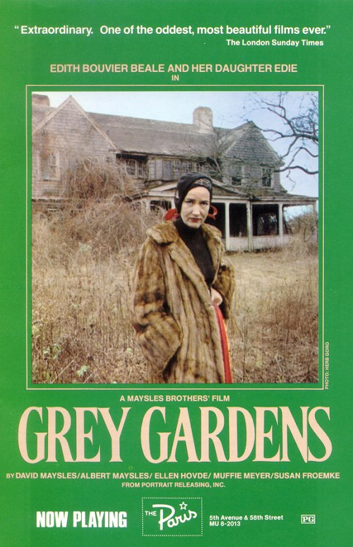 Notes on Camp: Grey Gardens